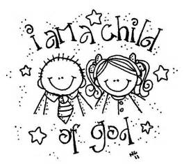 God helps me coloring page melonheadz i am a child of god children