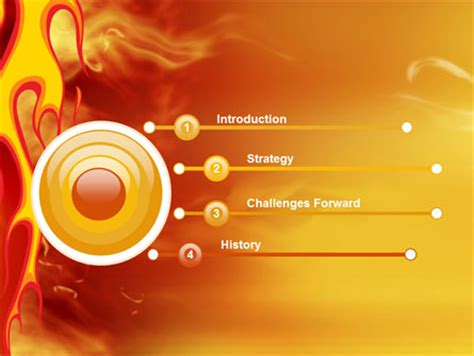 ignite powerpoint template powerpoint template backgrounds 03234