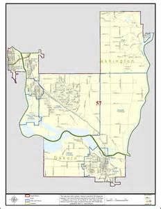mn senate district 57 maps sd57 hd57a hd57b