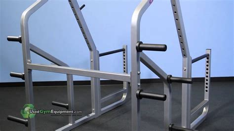 Cybex Squat Rack by Used Cybex For Sale Squat Rack Remanufactured Like New