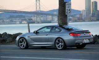 Bmw M6 2013 2013 Bmw M6 Coupe Photo