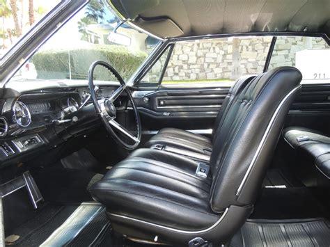 Eldorado Upholstery by Seats Cadillac Eldorado