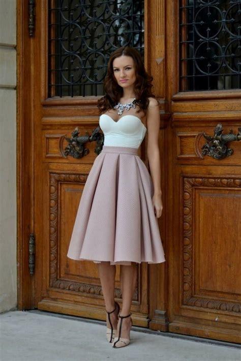 style pink skirts 2018 fashiongum