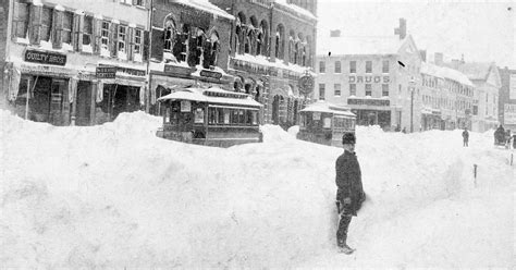 the great blizzard of 1888 on this day in 1888 america experienced one of its worst