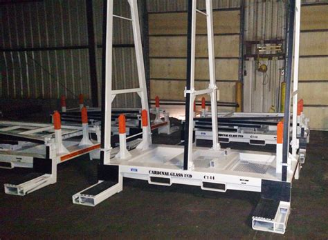 Glass Transport Racks Amp Glass Handling Equipment Escp