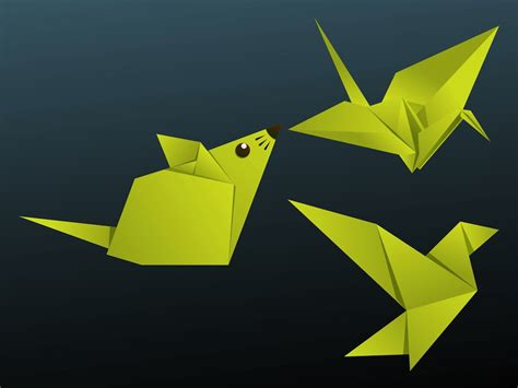 Origami Of Animals - pin what origami animal are you on