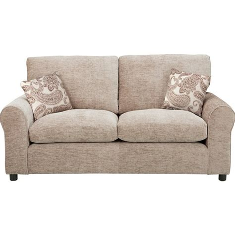 buy sofa bed online uk buy home tabitha 2 seater fabric sofa bed mink at argos