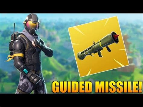 fortnite guided missile guided missile coming soon 1100 wins fortnite