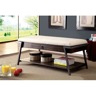 62 bench cushion a j homes studio narnia cushion upholstered storage