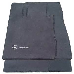 mercedes genuine oem carpeted floor mats s class