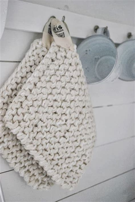 knitting pattern pot holder knit potholders easy and fast gifts to make knitting
