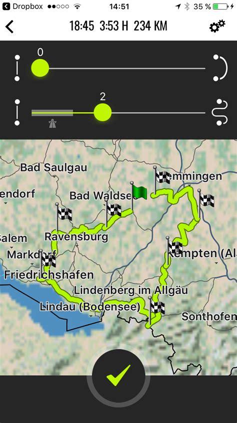 Motorrad Routenplaner F R Ipad by Routen Import F 252 R Navigon Cruiser App Pocketnavigation