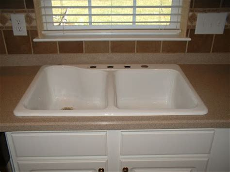 can you replace an undermount sink the solid surface and countertop repair