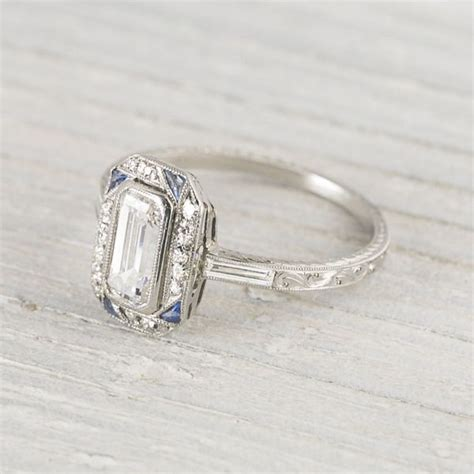 25 best ideas about antique engagement rings on
