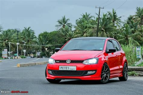 volkswagen polo modified in kerala pics tastefully modified cars in india page 74 team bhp