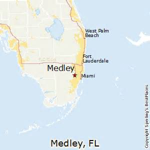 best places to live in medley florida