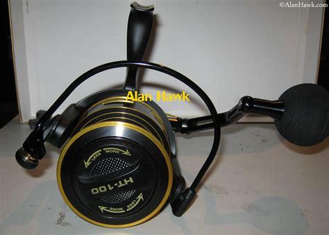 Sale Penn Reel Spinning Clash 6000 Black Gold penn clash 8000 alanhawk