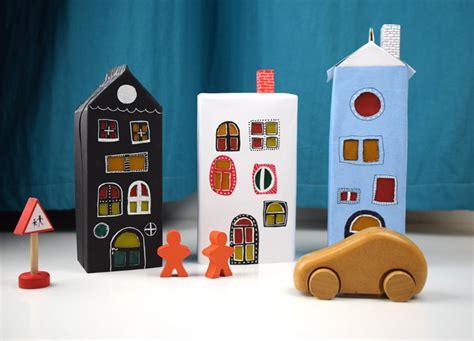 Basteln Mit Milchkartons by Weihnachtsbasteln Lichthaus Aus Milchkartons
