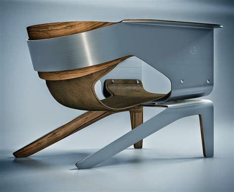 futuristic furniture futuristic chair inspired by bike helmet q lounge chair
