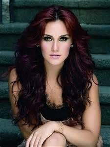 brown plum hair color plum burgundy hair dye dark brown hairs