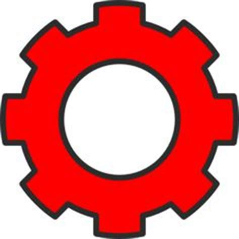 robot gears clipart clipart suggest imagination movers gears templates for