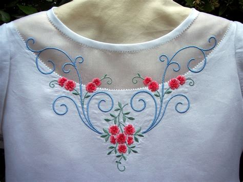 embroidery design in dress machine embroidery dress designs www pixshark com