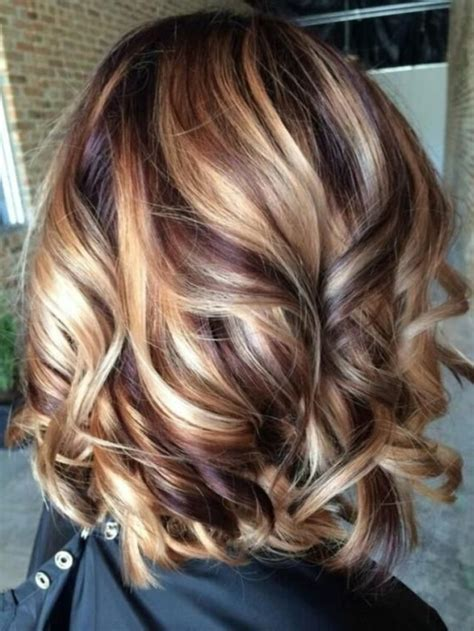 long brown hairstyles with parshall highlight 1001 variantes du balayage caramel pour sublimer votre