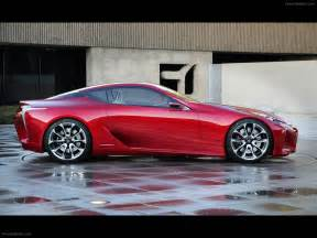 lexus lf lc sports coupe concept 2012 car wallpaper