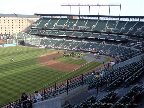 what is section 370 oriole park section 370 rateyourseats com