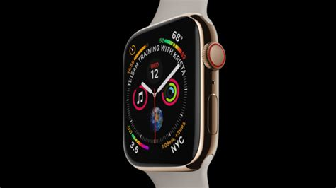 Apple Series 4 199 by Apple Announces Series 4 Complete With A Larger Display And New Design Bgr