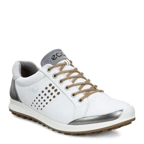 golf shoes size 2 new ecco 2016 s biom hybrid 2 golf shoes yak leather