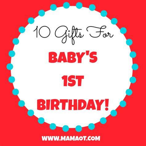 Gifts For Babys  Ee  St Ee    Ee  Birthday Ee