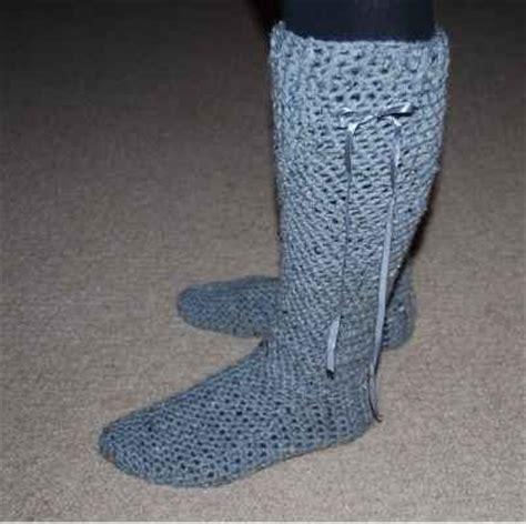 crochet pattern boot socks crochet patterns for tube socks free crochet patterns