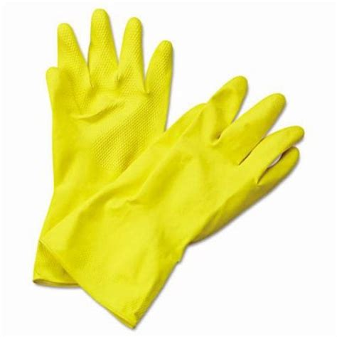 Cleaning Glove boardwalk 242xl flock lined cleaning gloves