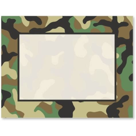 camouflage postcards paper direct