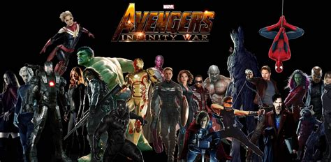 marvel film with all characters this huge marvel character will definitely die in avengers 4