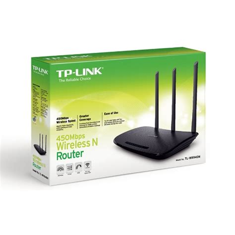 Berapa Wifi Router tl wr940n 450 mbps wireless n router tp link indonesia