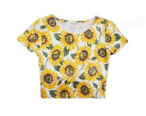 Sunflower Top by Sunflower Crop Top 28