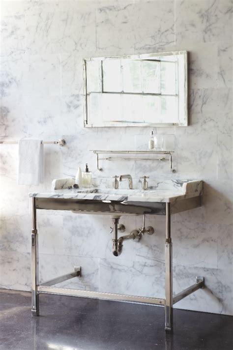 Roman And Williams Waterworks Bathroom Vanity Design Waterworks Bathroom Vanities