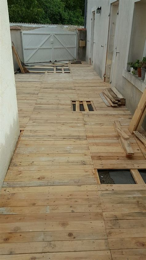 diy wood floor l diy patio pallet floor pallet ideas recycled upcycled pallets furniture projects