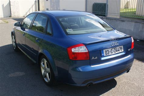 audi a4 s line 2003 audi a4 18t sport 190 bhp 2003 s line for sale in tallaght