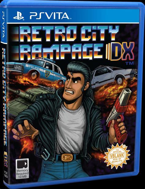 Retro city rampage release date uk women's
