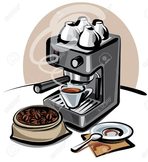 espresso coffee clipart espresso machine clipart clipground