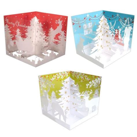 pop up card box template christmas shopmodi tree box pop up card