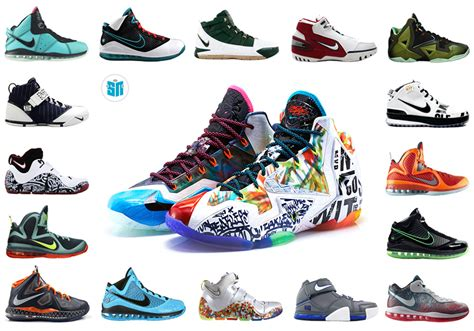 all lebron sneakers what the lebron 11 colorway breakdown