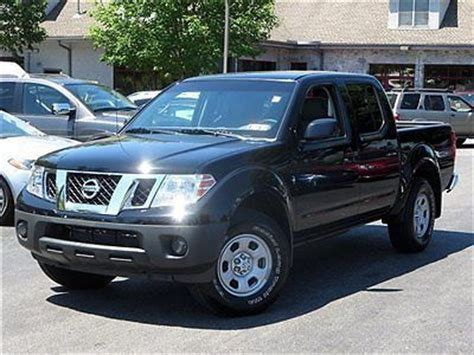 find used 2013 nissan frontier crew cab 4wd swb automatic