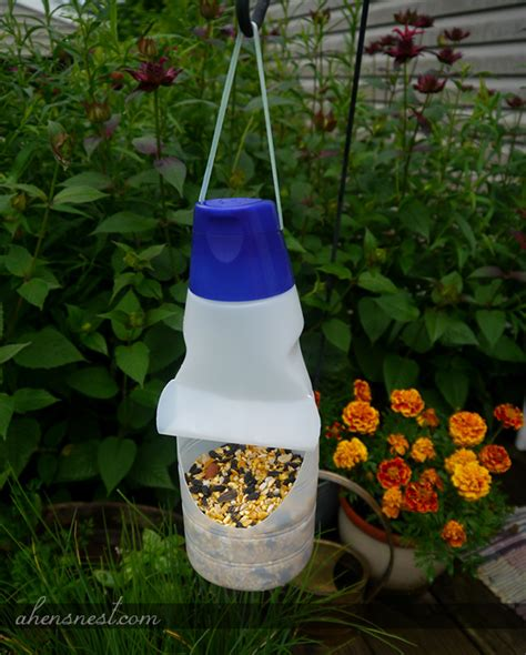 easy bird feeder crafts for simple bird feeder craft whatsyourid a hen s nest
