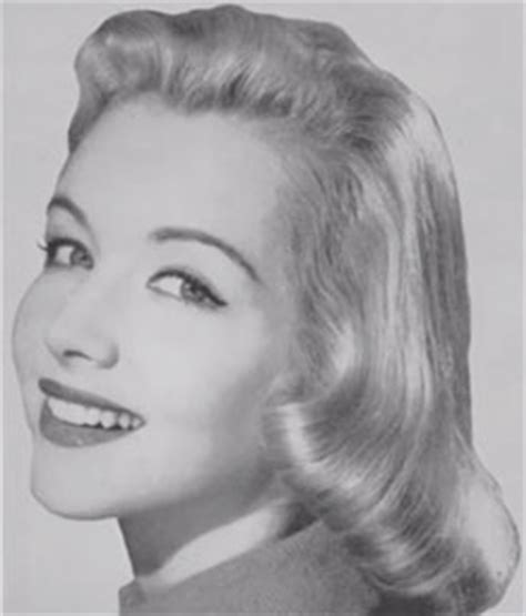 50s hairstyles page boy for women s 1950s hairstyles an overview hair and makeup