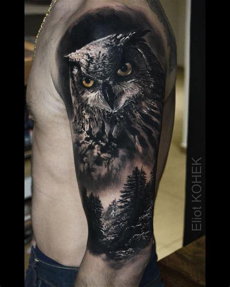 owl tattoo temporary 1859 best owl tattoos uil tattoos images on pinterest