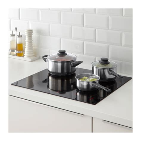 Ikea Annons annons 5 cookware set glass stainless steel ikea